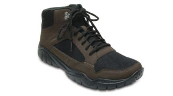 Crocs Mens Swiftwater Hiker Mid Boot